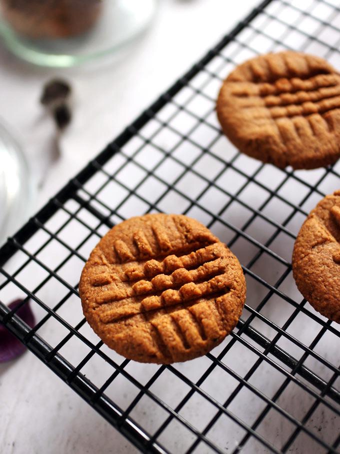全素花生餅乾 6-ingredient-peanut-butter-cookies (4)