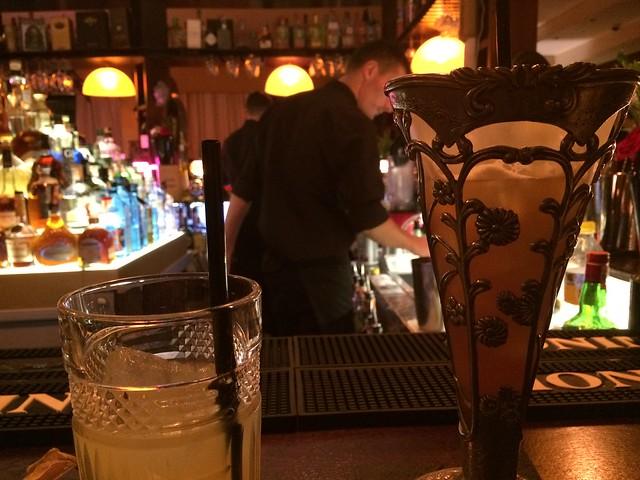 Colonial Cocktail Bar, Tirana