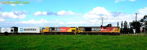 Train 521.
