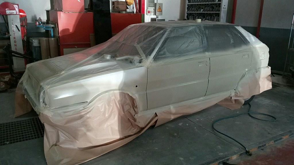 Lancia Delta 1.6 HF Turbo: Presentación