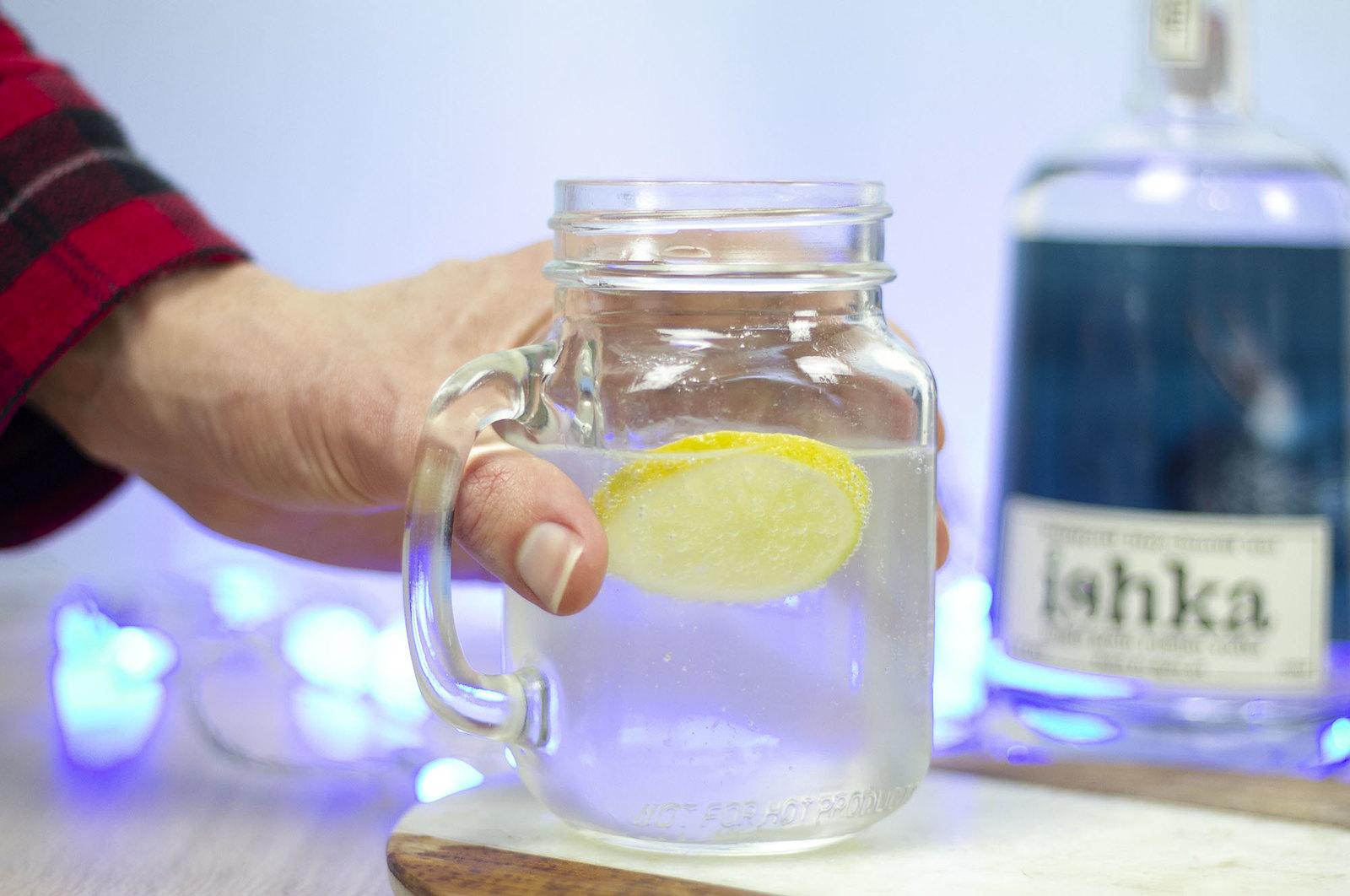 Vodka cocktails ishka