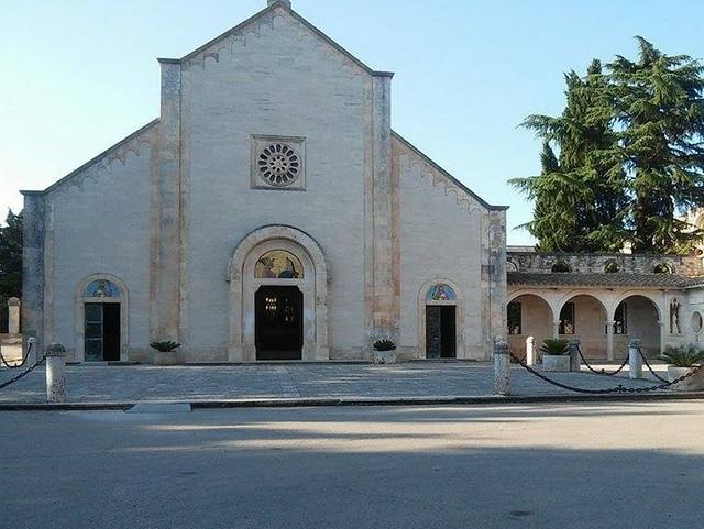 abbazia madonna della scala-noci