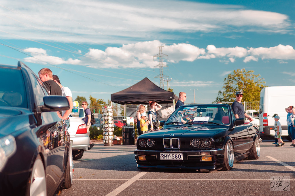 Osmis:  Bagged BMW E30 325i Cabriolet -86 - Sivu 13 42853703381_89a79509b4_b