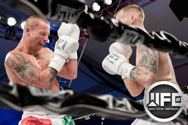 WFC 87 LIVE BOXING 5/19/18 at Meadows Racetrack & Casino