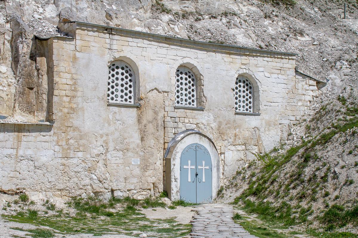 Пещерная церковь Дивногорского Свято-Успенского мужского монастыря фото 6