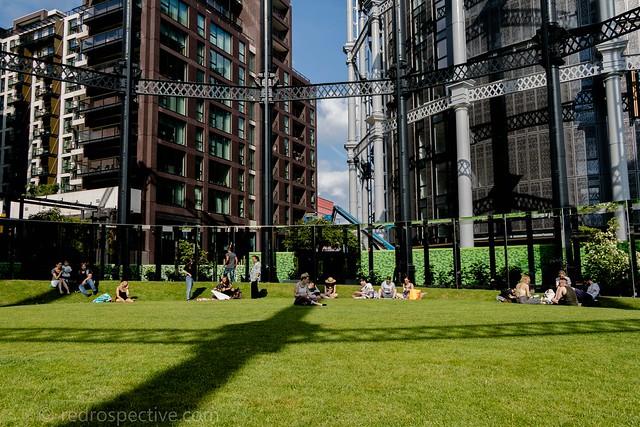 2017 - Open Square Garden - Saturday - 08 - Gasholder Park -7264