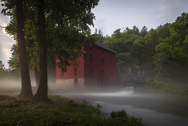The Mill at Alley Spring