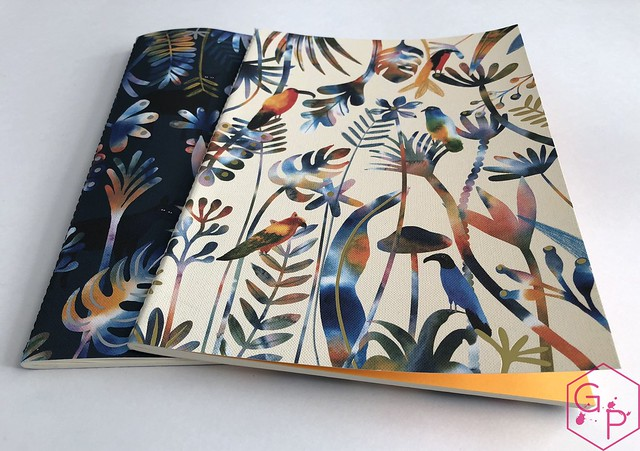 @MilligramStore Notebooks from Marc Martin Kaleidoscope Jungle & Melbourne Museum 47