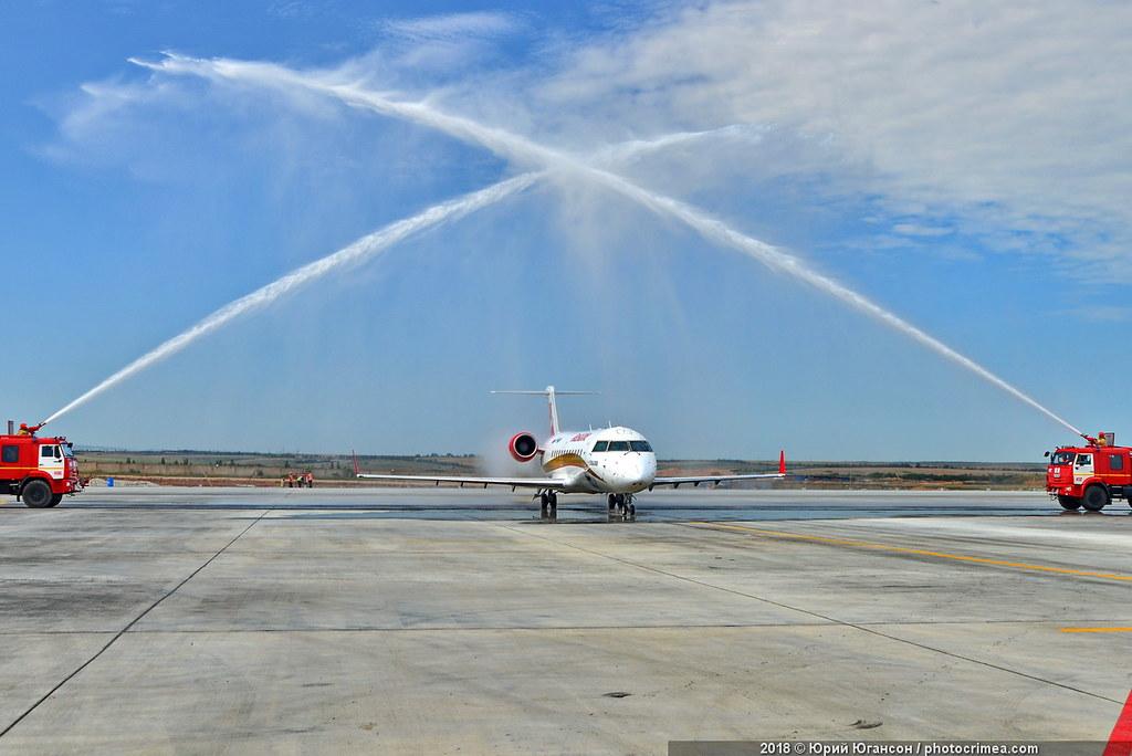Авиакомпания РусЛайн открывает Крым с новых направлений