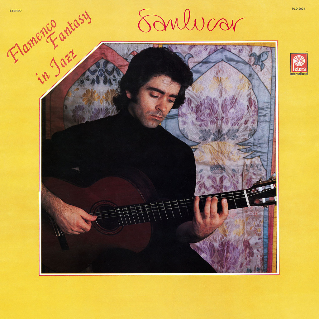 Manolo Sanlucar - Flamenco Fantasy in Jazz