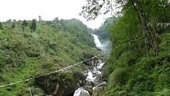 Naga Falls near Mangan