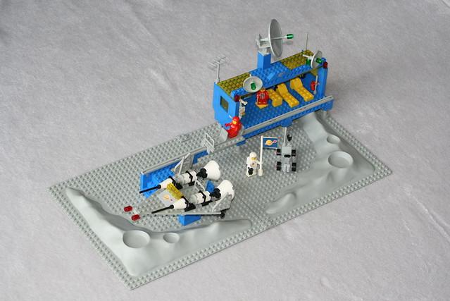 Lego space 6970 p0