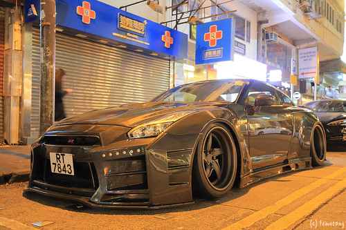 Wide Body Kit GT-R
