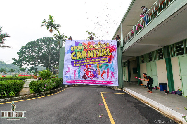 Sports and Games Carnival 2018