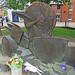 Memorial to John Bonham
