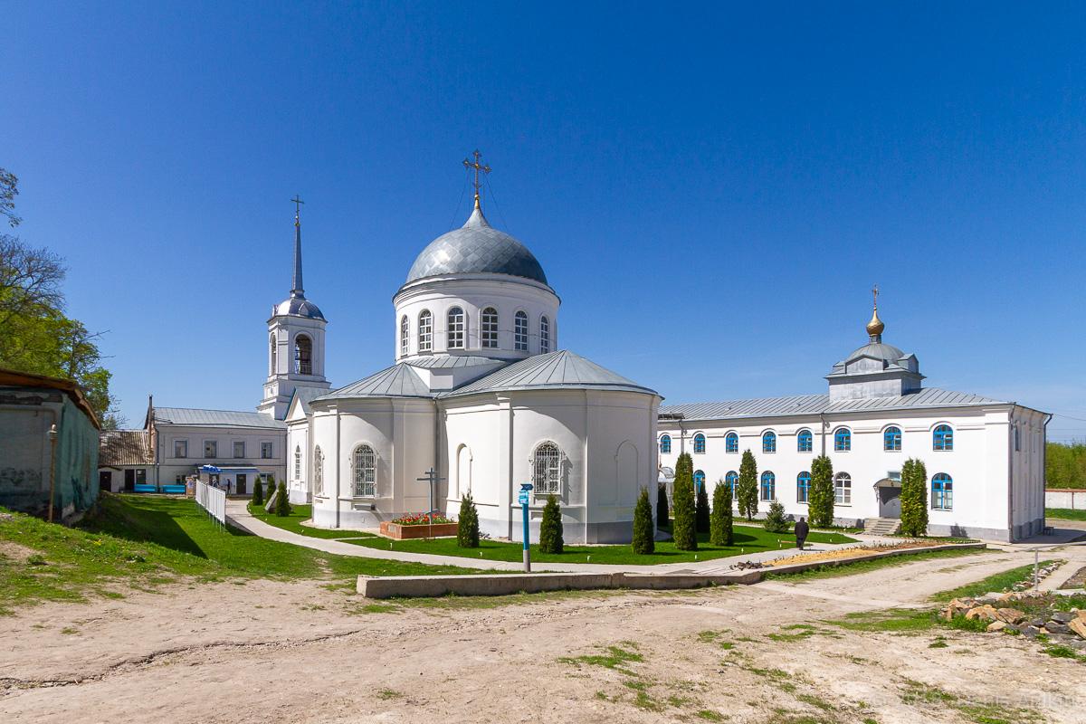 Дивногорский Свято-Успенский монастырь фото 4