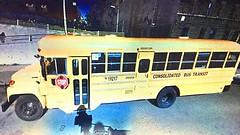 1999 Bluebird GMC CV200, Consolidated Bus Transit, Bus#19217. (Retired)