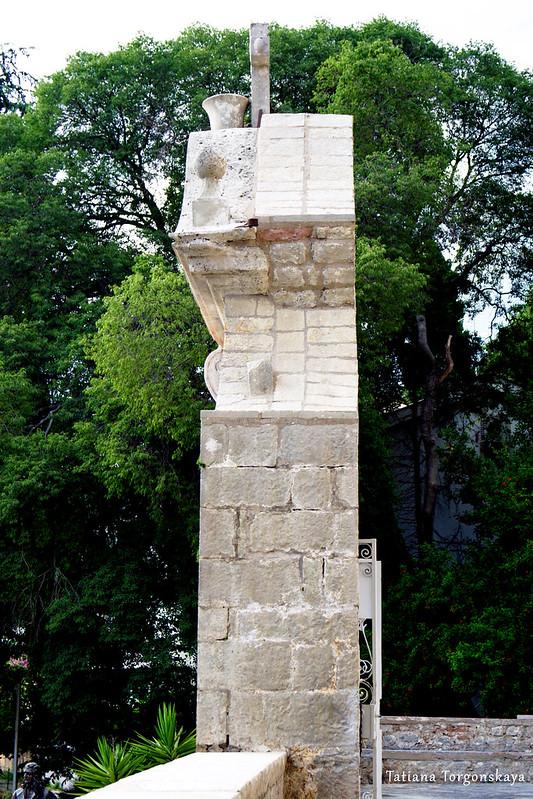 Церковные ворота в Топле