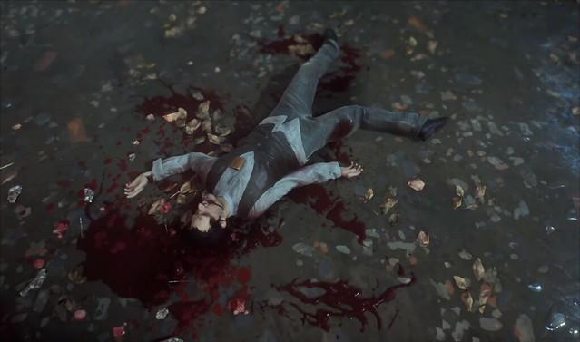 Vampiro - La morte nelle strade