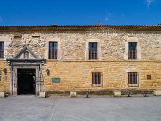 Parador Cangas de Onis im ehemaligen Kloster San Pedro de Villanueva