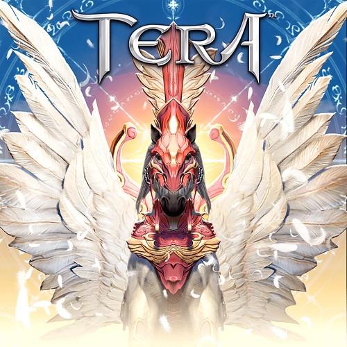 TERA: Winterwing Pegasus