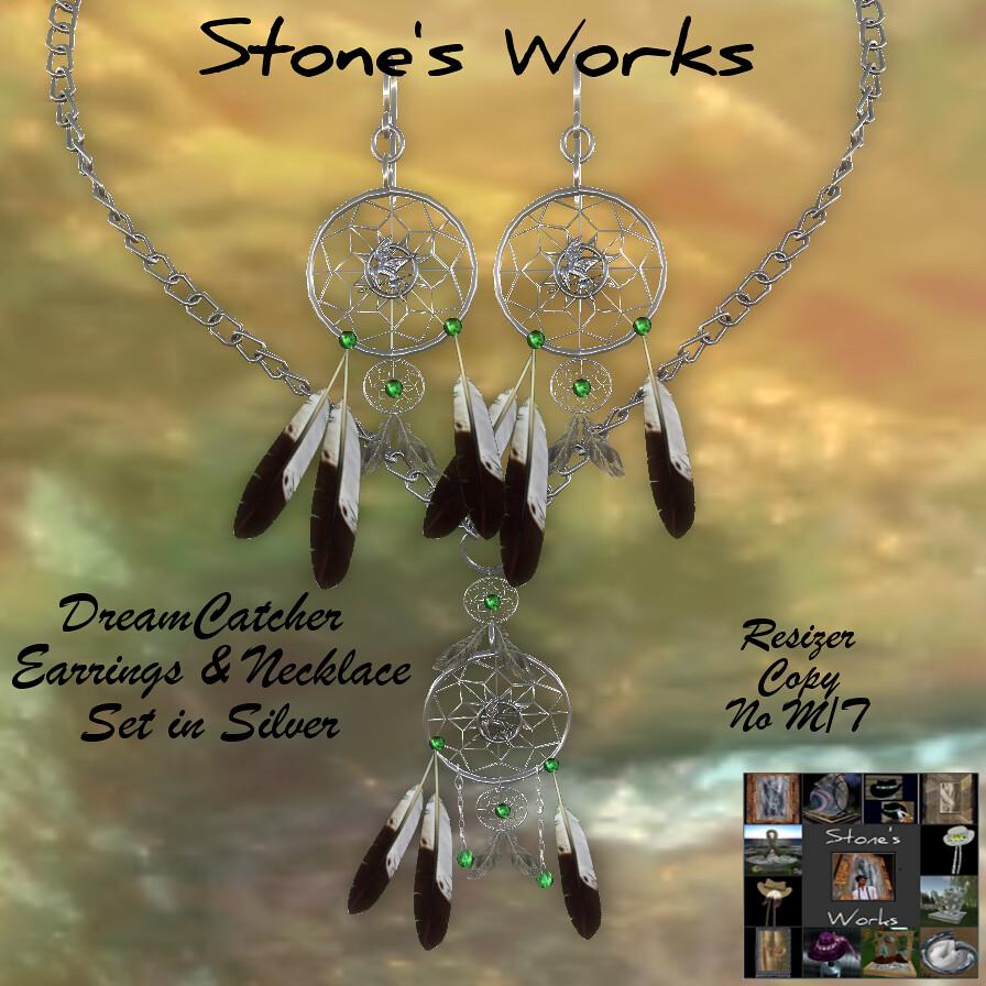 Dreamcatcher  Set Slv Stone's Works_texture