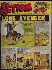 Action Comics Australia