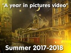 A video collection of my works Summer 2017-2018