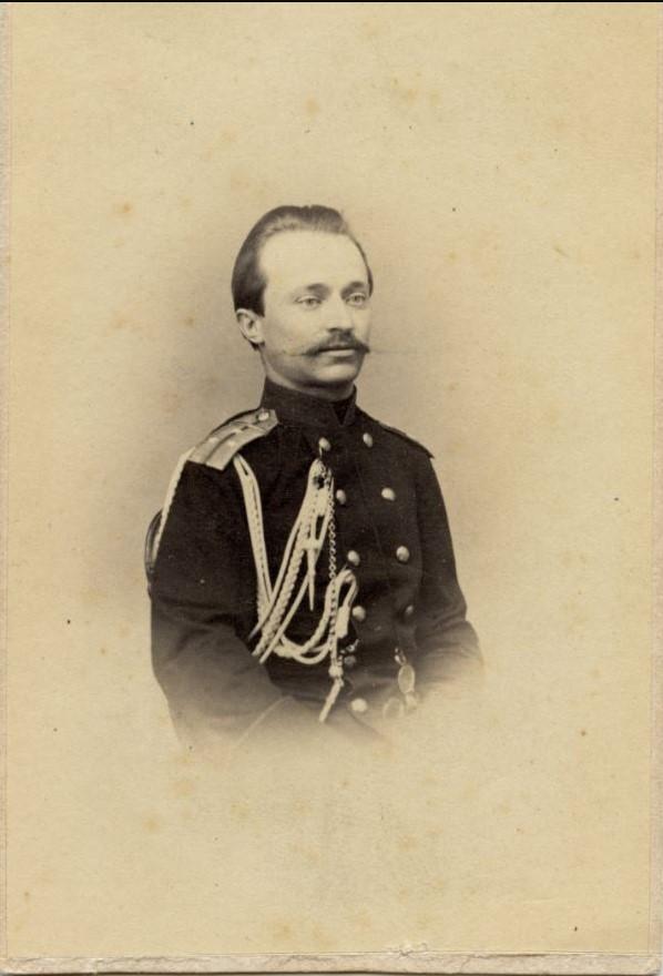 1860-е. Поручик из Санкт-Петербурга