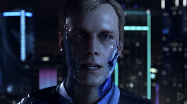 Detroit Become Human - You Lied To Me Connor
