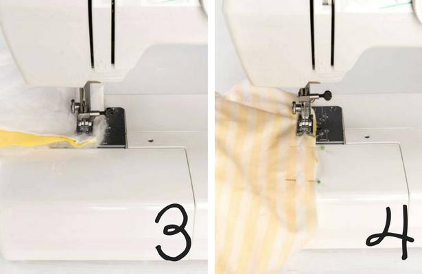 Lemon Bag Steps 3 4