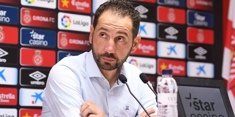 Sukses Di Girona, Pablo Machin Jadi Pelatih Baru Sevilla