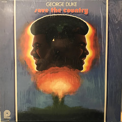 GEORGE DUKE:SAVE THE COUNTRY(JACKET A)