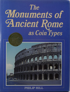 Monuments of Ancient Rome as Coin Types book cover