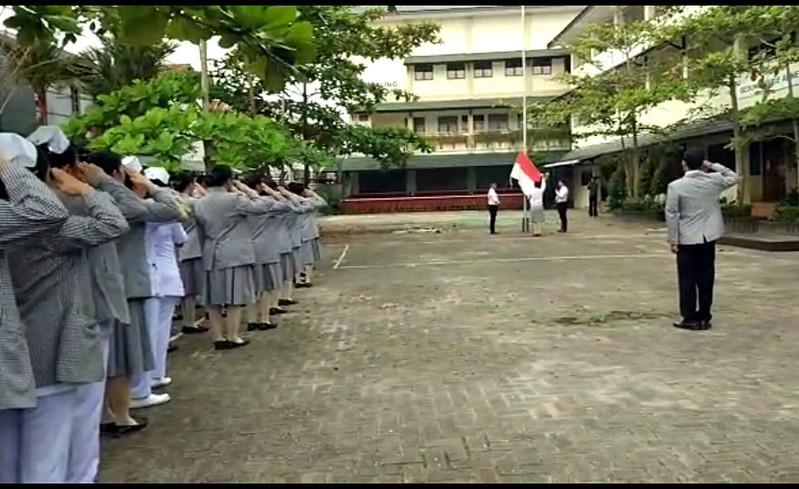 Upacara Bendera