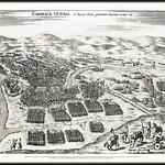 s534 6504 Valvasor4 The Battle of Sisak 1593  Etching with the presentation of Sisak battle in the book of Johann Weichard Valvasor