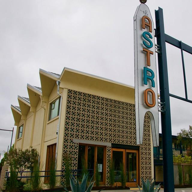 The Astro Motel - Santa Rosa CA - Retro Roadmap 2018