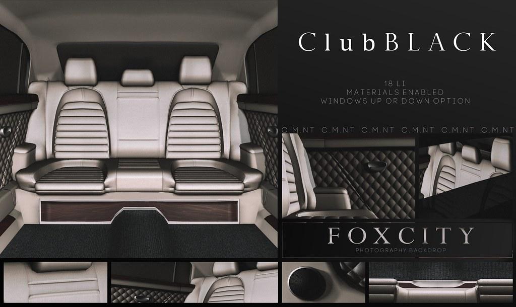 FOXCITY. Photo Booth - ClubBLACK - TeleportHub.com Live!