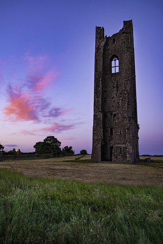 yellow stmarysabbey steeple color colour cloud lightroom sunset sun red history ireland trim fuji fujifilm xt20 landscape