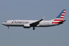 N342PM | Boeing 737-823/W | American Airlines