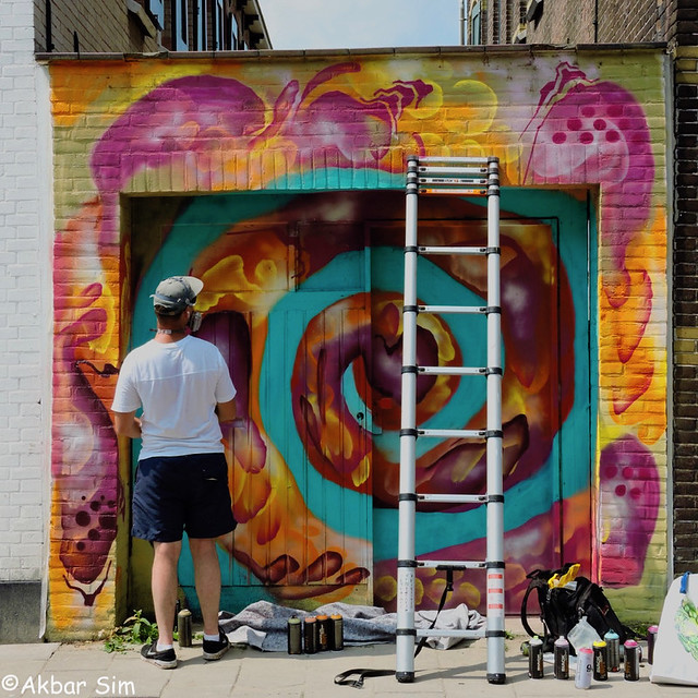 Bodegraven Street aert Festival