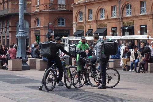 Uber Eats - Toulouse, France
