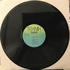 TEKNIK BAND:KOKOBE(RECORD SIDE-A)