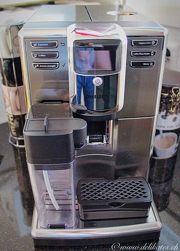 Philips Kaffeevollautomat EP 5365:10