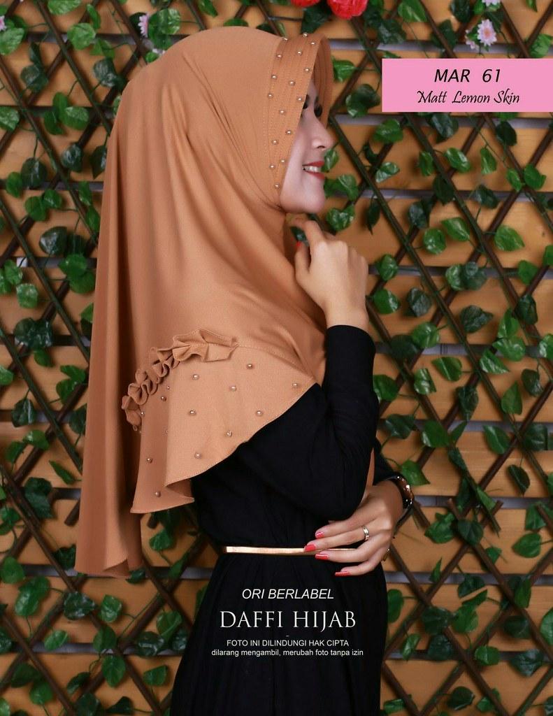 Hijab Instan Mutiara – Tutorial Hijab Terbaru