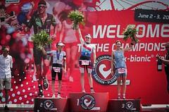 Radka Kahlefeldt brala bronz na světovém šampionátu vŠamoríně