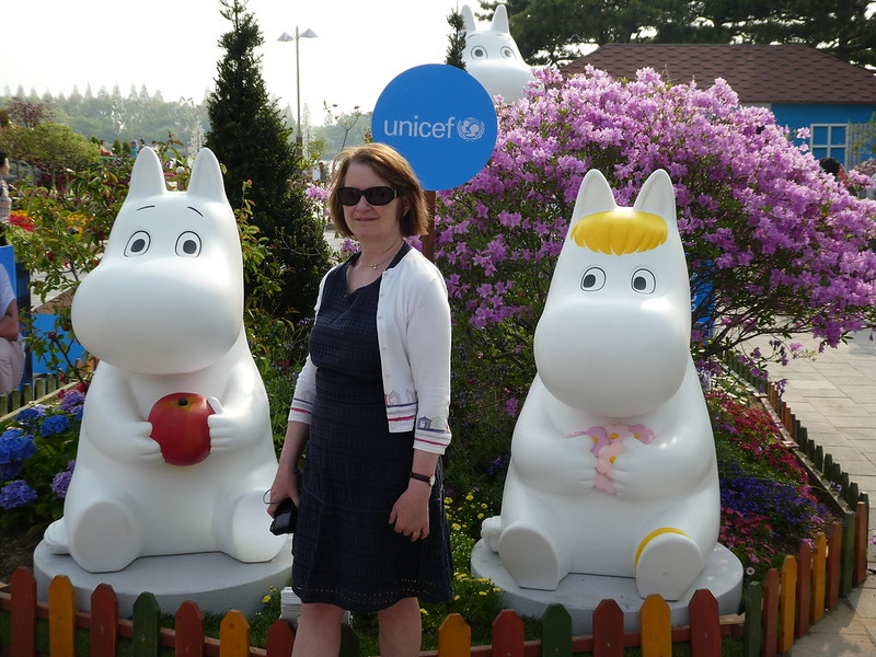 Moomins, International Horticulture Goyang Korea