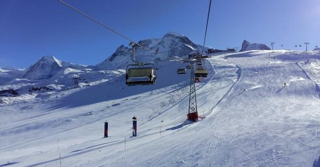 Úchvatné švýcarské čtyřtisícovky