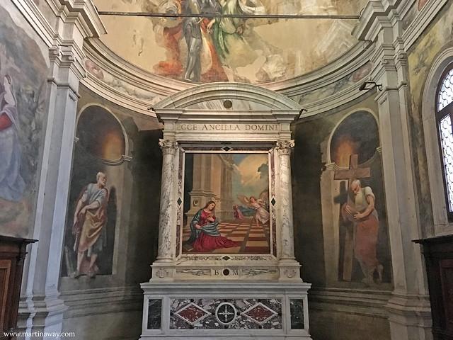 Pala di Tiziano, Duomo di Treviso