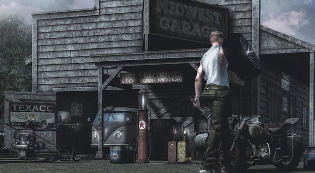 midwest garage